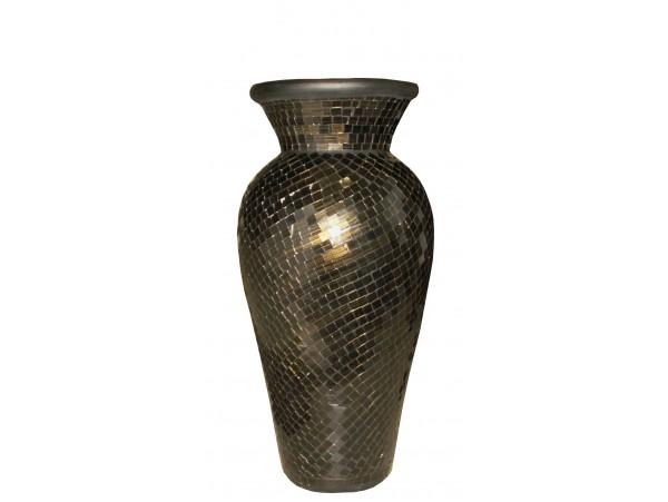 15287 Ваза Керамика Черна 60СМ